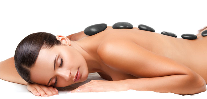 Energetic Hot Stone Massage